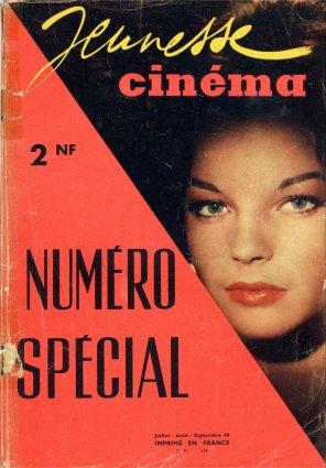 1960-07-00 - Jeunesse Cinema - N° Special