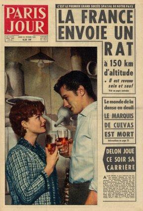 1961-02-23 - Paris Jour - N° 445
