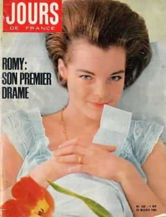 1961-03-25 - Jours de France - n° 332