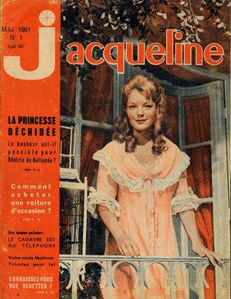 1961-05-00 - Jacqueline - N° 1
