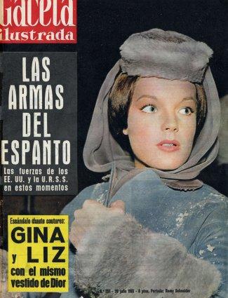 1961-07- 29 - Gaceta Ilustrada - N° 251