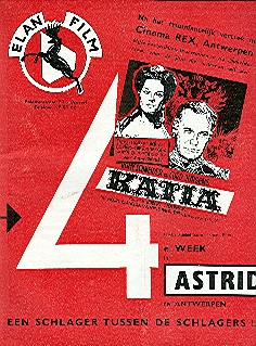1960-02-27 - Weekblad Cinema - n° 09