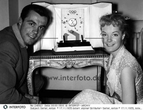 1956 - Toni Sailer