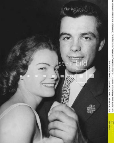 1957 - Toni Sailer